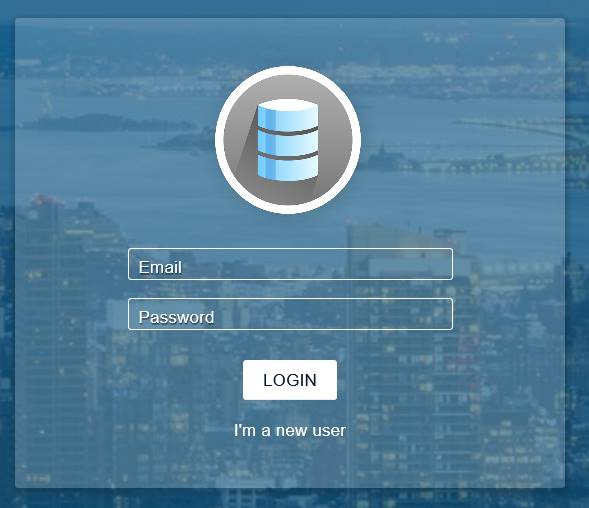 Login module for Datamark Live
